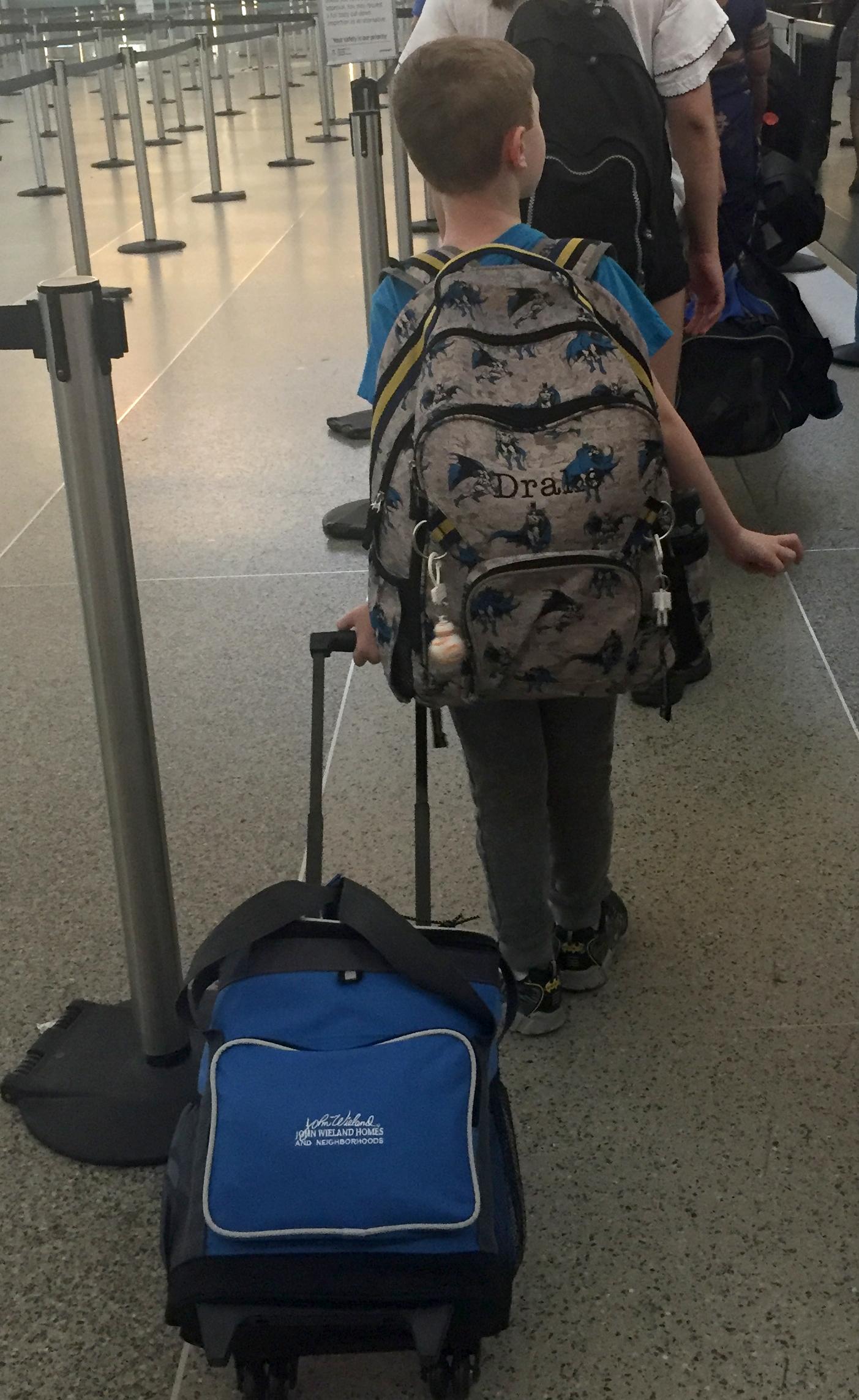 TSA approved Keto cooler bag